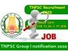 TNPSC Group I 2020: ரூ.1.77 லட்சம் ஊதியத்தில் தமிழக அரசு வேலை! டிஎன்பிஎஸ்சி அறிவிப்பு!