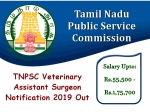 TNPSC Recruitment: ரூ.1.75 லட்சம் ஊதியத்தில் தமிழக அரசு வேலை- டிஎன்பிஎஸ்சி!