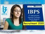 IBPS Recruitment: வங்கி வேலைக்கு பொறியியல் பட்டதாரிகளிடம் இருந்து விண்ணப்பங்கள் வரவேற்பு