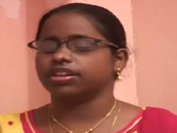 விடாமுயற்சியால் ஐ.எப்.எஸ் அதிகாரியான பார்வையற்ற சென்னைப் பெண் பெனோ ஜெஃபைன்!