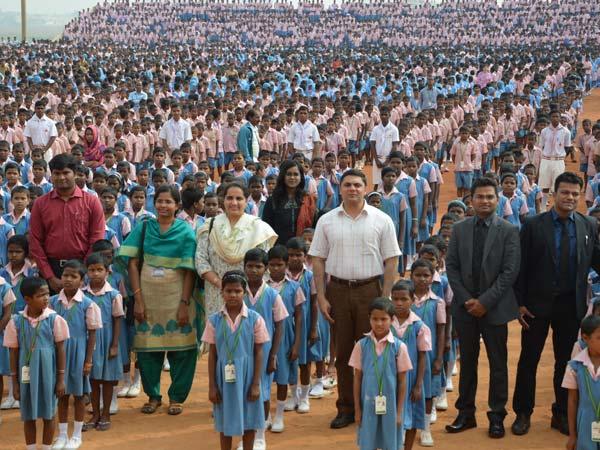 கேஐஎஸ்எஸ் இன்ஸ்டிடியூட் மாணவர்களுக்கு வரப்பிரசாதம்: ஐஏஎஸ் பயிற்சியாளர்கள்!!