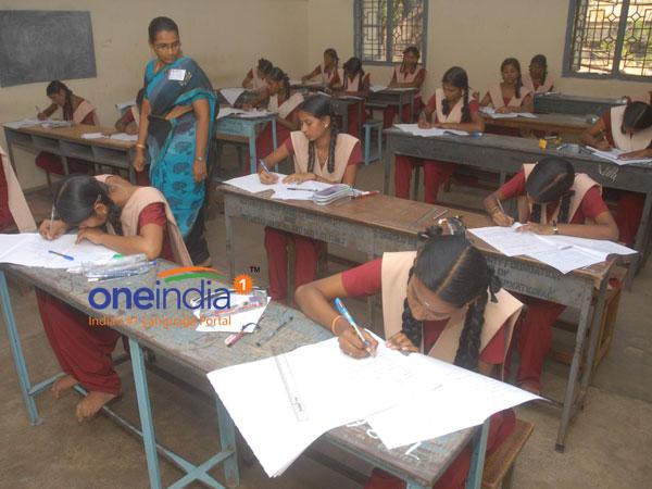 10ம் வகுப்பு தேர்வு நாளை முதல்.. 10 லட்சம் மாணவர்கள் ரெடி!