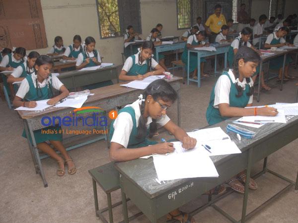 பிளஸ்-2 தேர்வில் அரசுப் பள்ளிகளில் 86.87 சதவீதம் பேர் தேர்ச்சி...!