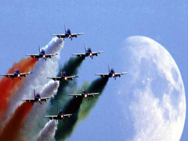 இந்திய வான்படையின் 85வது ஆண்டு  தின நாள் இன்று !!