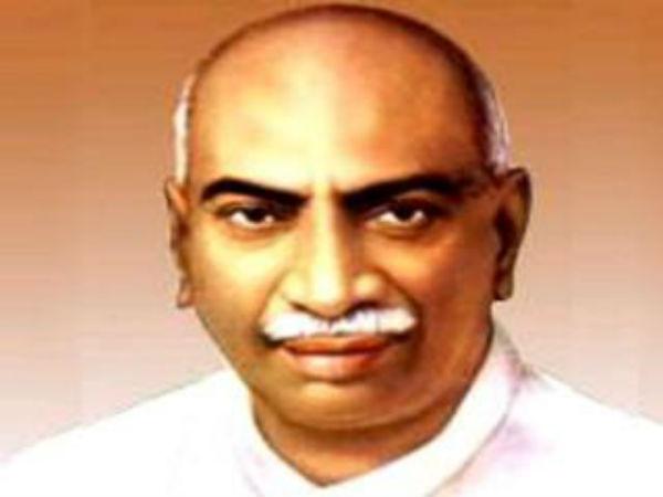 காமராஜர் ஒரு சகாப்தம் என்றும் நிலைக்கு கல்விமான்