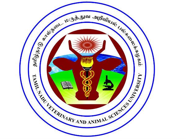 தமிழக கால்நடை மருத்துவ அறிவியல் பல்கலைக்கழகத்தில் பணி!