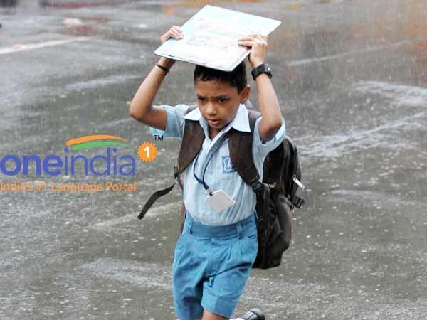 கஜா புயல் : எந்தெந்த பகுதிகளில் பள்ளி, கல்லூரிகளுக்கு விடுமுறை ?