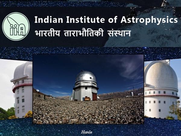 டிப்ளமோ பட்டதாரிகளுக்கு ரூ.92 ஆயிரம் ஊதியம்..! இந்திய வானியற்பியல் நிறுவனம்!