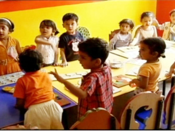 தனியார் பள்ளிகளுக்கு சவால்விடும் அரசுப் பள்ளி: எல்கேஜி, யுகேஜி வகுப்புகளில் 65 ஆயிரம் குழந்தைகள்!