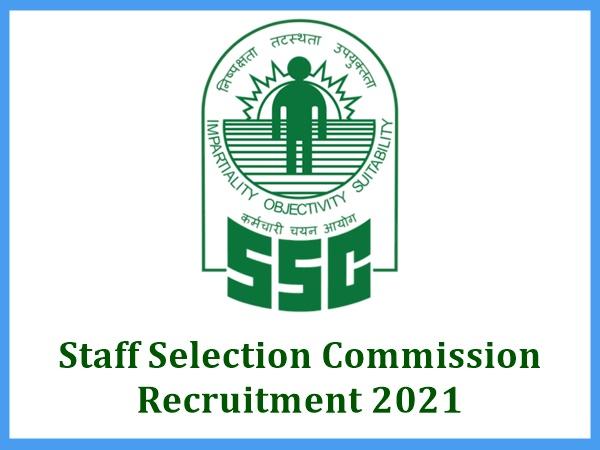 SSC Recruitment: வேலை, வேலை, வேலை.!! ரூ.1.40 லட்சம் ஊதியத்தில் மத்திய அரசு வேலை!!