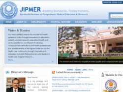 Applications Available Online Jipmer Medical College