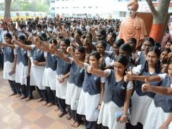 Exam Begins Tn Puducherry
