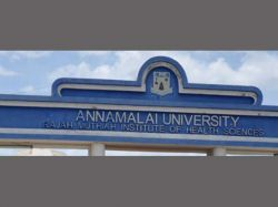 Annamalai University Gives Various Studies