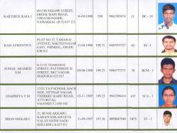 Engineering Rank List Released Anna University