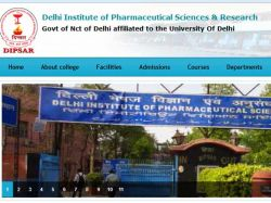 Delhi Pharma Varsity Be Functional From Current Year