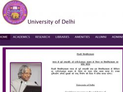 Delhi University Offers Ph D Linguistics Programme Admission
