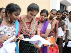 Students Expecting B Ed Admissions