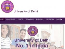 Delhi University Opens Admission Executive Mba Programmes