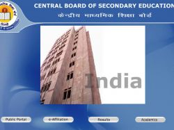 Cbse Ctet 2015 Results Be Declared Today
