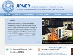 Jipmer Puducherry Opens Admissions Md Ms Programmes