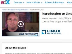 Introduction Linux Online Course Linux Foundation