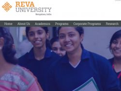 Reva University Admissions 2016 Apply Ug Pg