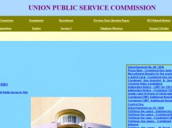Upsc Recruitment Officer Other Various Posts