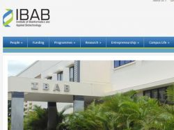 Ibab Bangalore Invites Application M Sc Programme