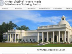 Iit Roorkee Invites Application Director Post