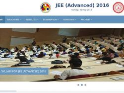 Cbse Iit Jee Advanced 2016 Results Be On June