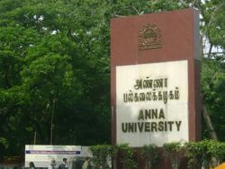 Anna University Chennai Invites Application Teaching Fellow
