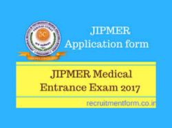 Jipmer Admission 2017