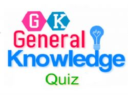 General Knowledge Questions 21 04