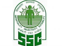 Ssc Recruitment Notification For Scientific Assistant