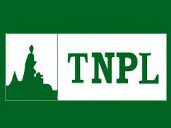 Tnpl Recruitment Notification