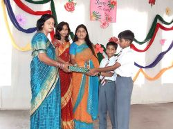 Teachers Day Celebration Along With Special Teachers The World