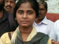 Neet Issues Died Tamilnadu Student Anitha