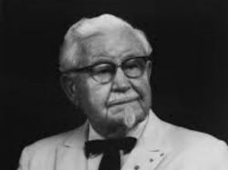 Career Story Of Colonel Sanders The King Of Fried Chicken