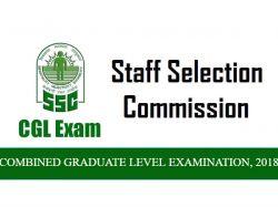 Ssc Cgl Recruitment 2018 Apply Before June 4