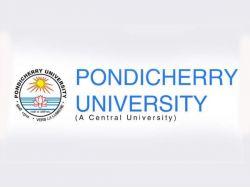 Pondicherry University Jobs 2018 Research Assistant Post