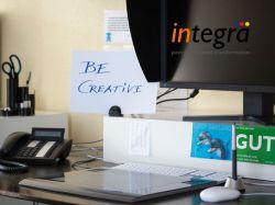 Integra Software Services Walk In Graphic Web Designer