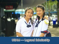 Ugam Legrand Scholarship