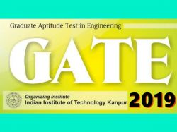 Gate 2019 Registration With Normal Fee Until 21 Sep Apply