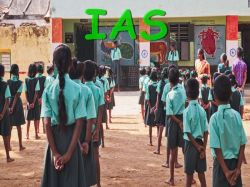 Karur Government School Students Gets Ias Ips Degree