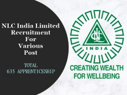 Nlc Recruitment 2018 635 Apprentice Vacancies Apply Online