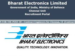 Bhel Recruitment 2018 Apply For16 Engineers Post