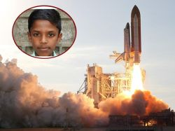 Pollachi Govt School Student Selected Visit Thumba Equatorial Rocket Launching Station