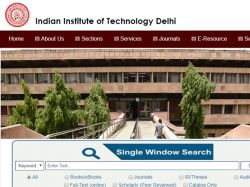 Iit Delhi Executive Assistant Recruitment 2018 50 Vacancie