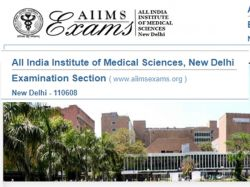 Aiims Recruitment 2019 Apply Online 1372 Nursing Officer V