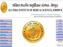 Aiims Recruitment 2019 Apply Online For 139 Professor Job Va